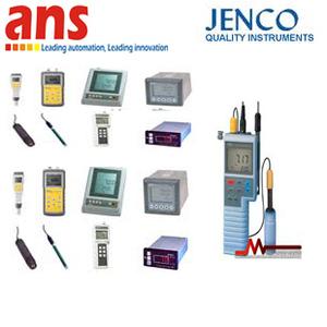 Máy đo nồng độ pH Jenco 6230M , bảng danh sách kho ANS - Jenco