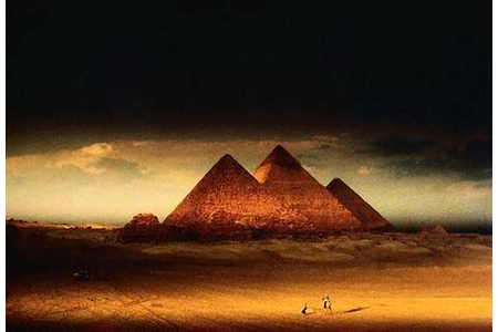Lời nguyền nơi kim tự tháp Ai Cập