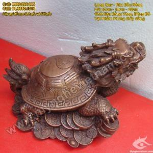 Cửa hàng Long Quy, Rùa đầu rồng phong thủy