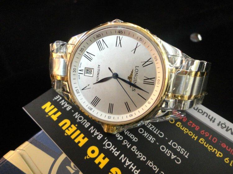 Đồng hồ nam tự động Longines Master Collection L2.628.5.11.7
