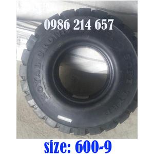 Lốp đặc 600-9