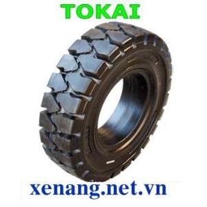 Lốp đặc xe nâng 650-10 Tokai