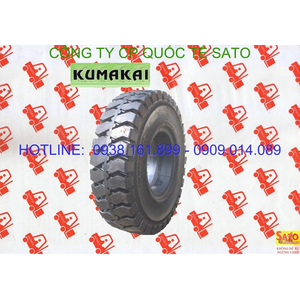 Lốp đặc xe nâng Kumakai - Phụ tùng xe nâng