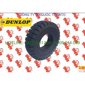 Lốp đặc xe nâng - Vỏ xe nâng Dunlop