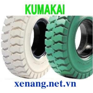 Lốp hơi xe nâng 300-15 Kumakai