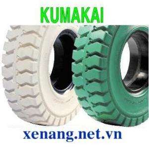 Lốp hơi xe nâng 750-16 Kumakai