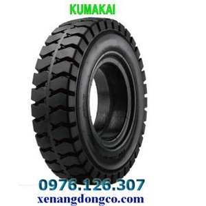 Lốp hơi xe nâng Kumakai 750-16