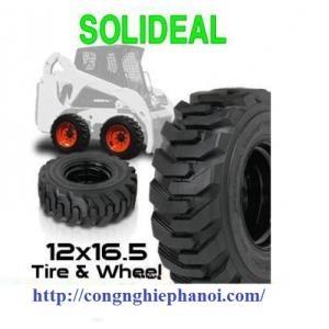 Lốp - Vỏ xe xúc lật Solideal 10.16-5