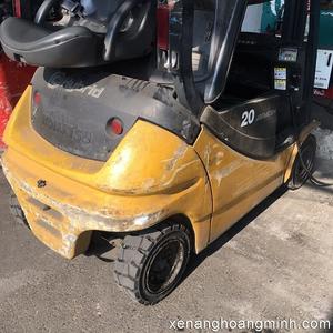 Lốp đặc xe nâng 16x6-8