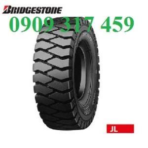Vỏ (lốp) xe nâng 650-10 Bridgestone