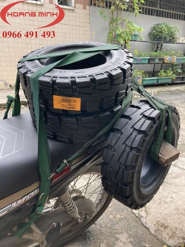 Lốp xe nâng điện 15x4 1/2-8