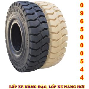 Lốp xe nâng, vỏ xe nâng, vỏ xe xúc giá rẻ tại Hà Nội