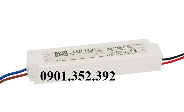 Nguồn Meanwell LPH-18-24
