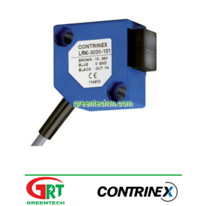 LRS-303 series | photoelectric sensor | cảm biến quang điện | Contrinex Vietnam