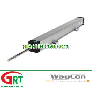 LRW | Linear position sensor | Cảm biến vị trí tuyến tính | WayCon Việt Nam