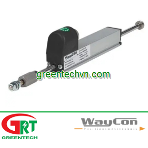 LRW1 | Linear position sensor | Cảm biến vị trí tuyến tính | WayCon Việt Nam