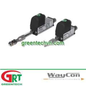 LRW2, LRW3 | Linear position sensor | Cảm biến vị trí tuyến tính | WayCon Việt Nam
