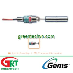 LS-52100 series| Broken finger float level switch | Công tắc mức phao ngón tay | Đại lý Gems Sensor tại Việt Nam