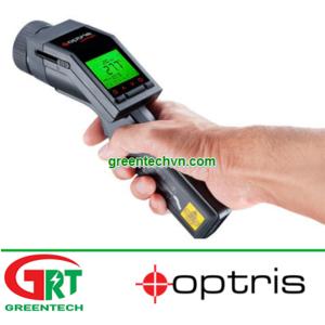 Optris LS LT | Digital infrared thermometer | Máy đo nhiệt độ cầm tay LS LT | Optris Vietnam