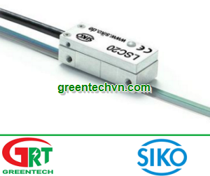 Siko LSC20 | Linear position sensor | Cảm biến vị trí Siko LSC20 | Siko Vietnam