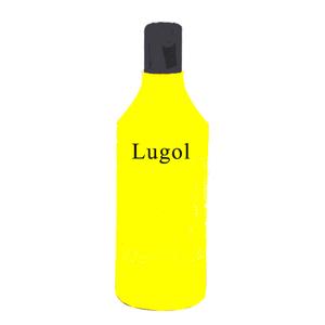 Lugol 3% 500 ml