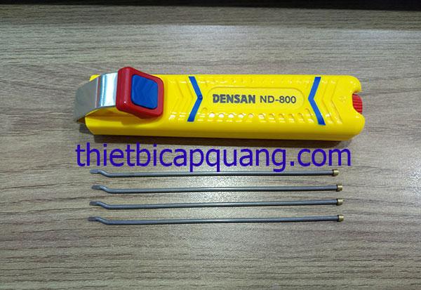 Lưỡi dao rọc vỏ cáp quang Densan ND-800