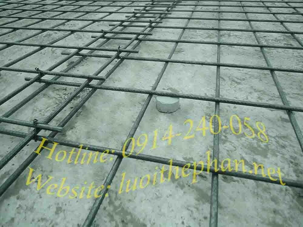 Lưới thép hàn A10