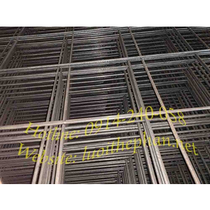 Lưới thép hàn D4 - Ô 200x200 - KT 2300x6000