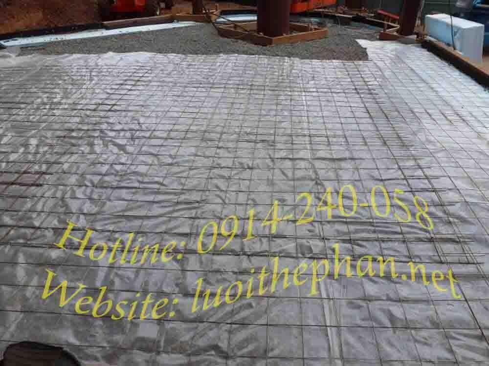 Lưới thép hàn chống nứt