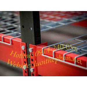 Mâm lưới chữ U lót kệ - Rack Desking