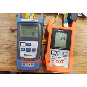 Lưu kết quả trên máy đo công suất quang như thế nào?