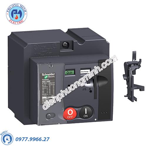Motor mechanism for NSX100/160/250/400 & 630, MT250 250VDC- Model LV431546