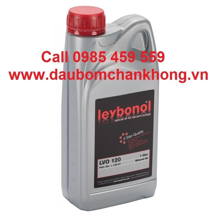 DẦU CHÂN KHÔNG LEYBOLD LVO120 Chai 1 lít