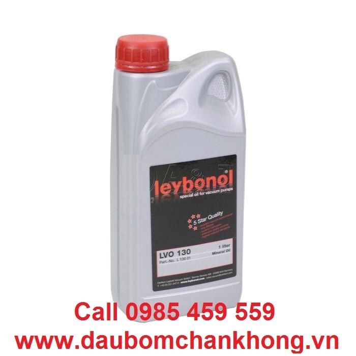 DẦU CHÂN KHÔNG LEYBOLD LVO130 Chai 1 lít