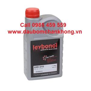 DẦU CHÂN KHÔNG LEYBOLD LVO210 Chai 1 lít