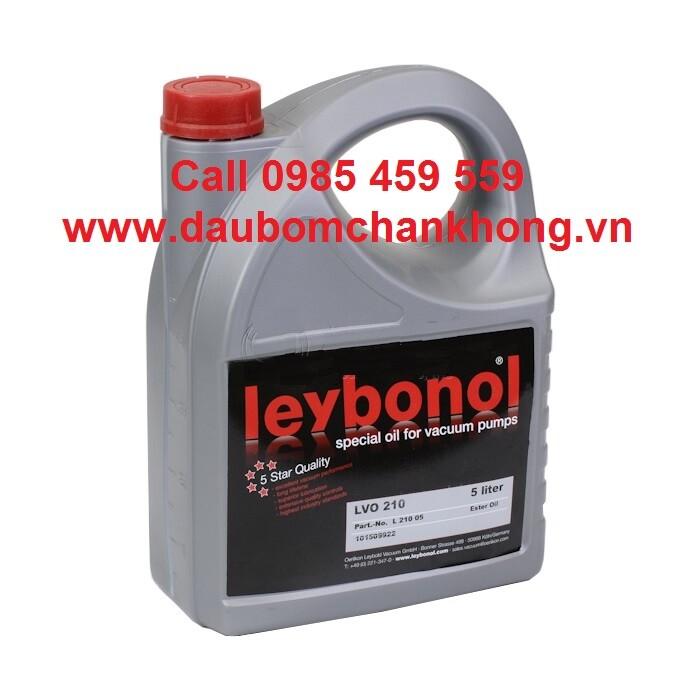 DẦU CHÂN KHÔNG LEYBOLD LVO210 Can 5 lít
