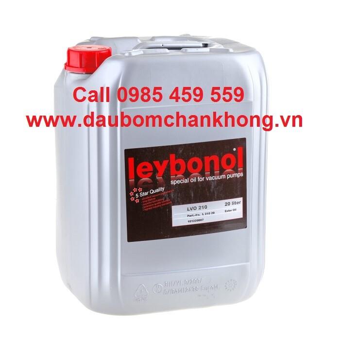 DẦU CHÂN KHÔNG LEYBOLD LVO210 Can 20 lít