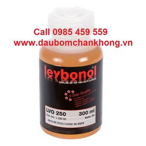 DẦU CHÂN KHÔNG LEYBOLD LVO250 chai 300 ml