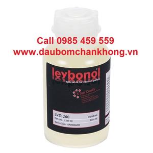 DẦU CHÂN KHÔNG LEYBOLD LVO260 chai 300 ml