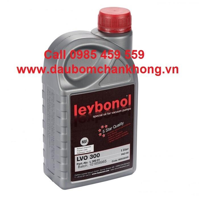 DẦU CHÂN KHÔNG LEYBOLD LVO300 Can 20 Liters