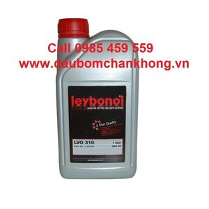 DẦU CHÂN KHÔNG LEYBOLD LVO310 chai 1 Liters
