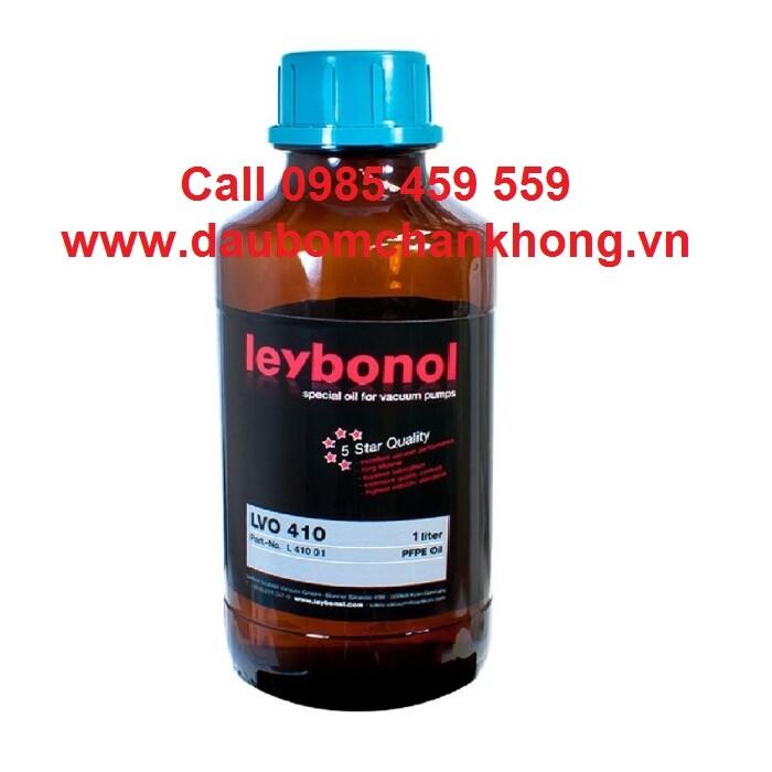 DẦU CHÂN KHÔNG LEYBOLD LVO410 chai 1 Liters