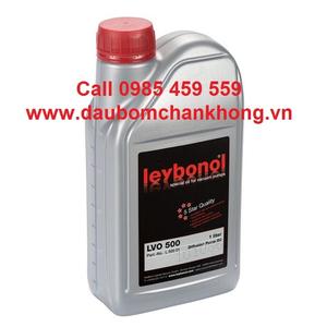 DẦU CHÂN KHÔNG LEYBOLD LVO500 chai 1 Liters