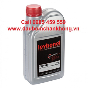 DẦU CHÂN KHÔNG LEYBOLD LVO510 chai 1 Liters