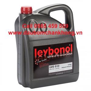 DẦU CHÂN KHÔNG LEYBOLD LVO510 Can 5 Liters