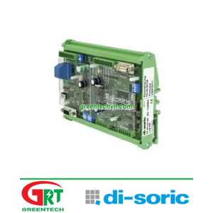 LVX Series   Di-Soric LVX Series   Bộ điều khiển   Light curtain controller   Di-Soric Vietnam