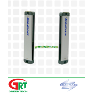 LX Series Slim Body Light Curtain | Rèm ánh sáng thân mỏng dòng LX | SmartScan Việt Nam