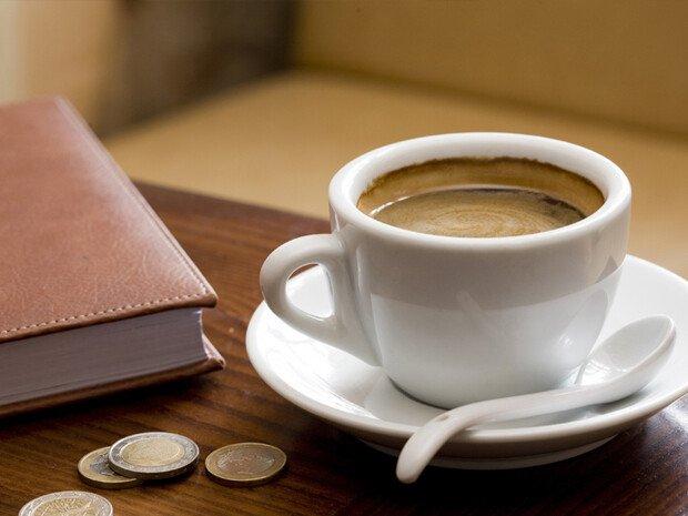 Cà phê giúp tăng cường trí nhơ