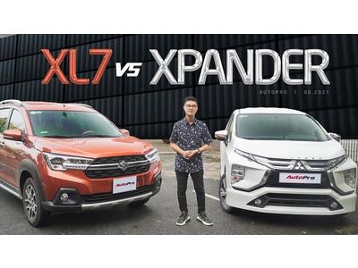 Lý do người Việt chọn Xpander nhiều hơn XL7 trong tầm giá 600 triệu
