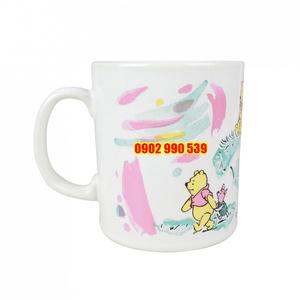 Ly Sứ Có Quai Winnie The pooh
